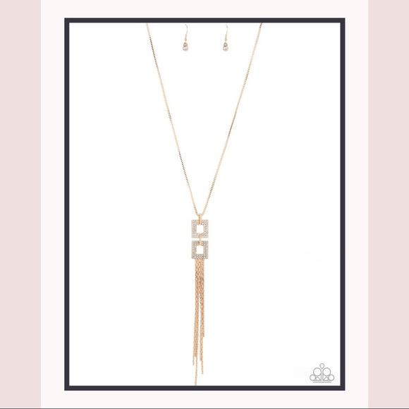 Times Square Stunner Necklace